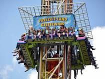T-Rex-Tower [Onride]: Freizeit-Land Geiselwind